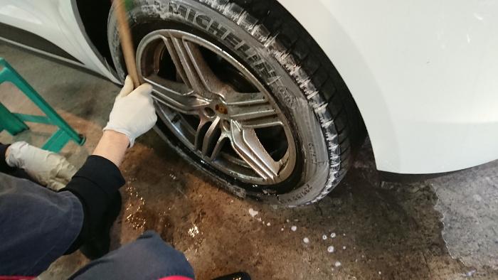 作業-洗車1