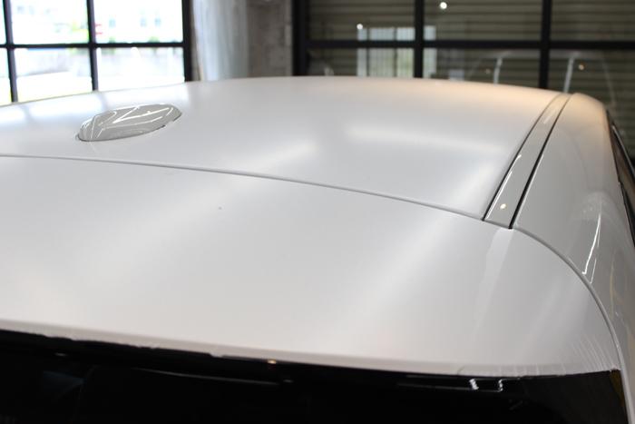 BMW 218d アクティブツアラー アルピンホワイト ラップガード3