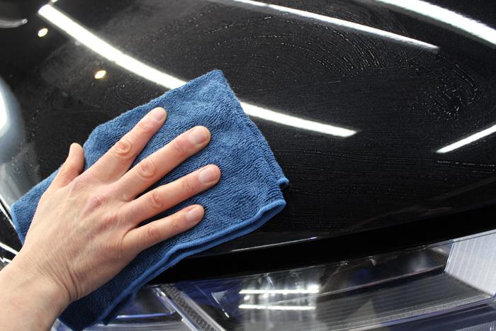 洗車 マイクロファイバークロス4