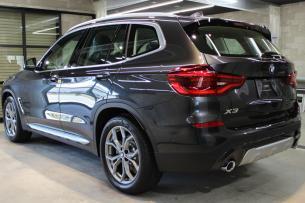 BMW X3 ソフィストグレー リアバンパー
