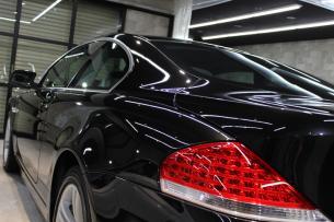 BMW 650i ブラックサファイア 左テールライト