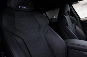 BMW X4 Mコンペティション シート 運転席