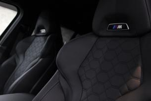 BMW X4 Mコンペティション シート 助手席