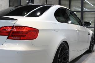 BMW M3 アルピンホワイト テールライト