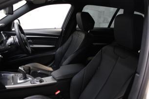 BMW 320d シートコーティング ダコタレザー全体