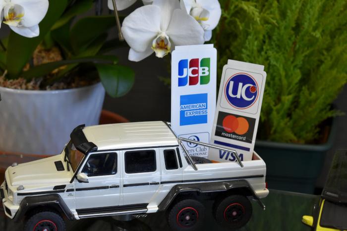 クレジットカード-1