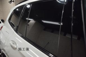X3-フィルム施工後