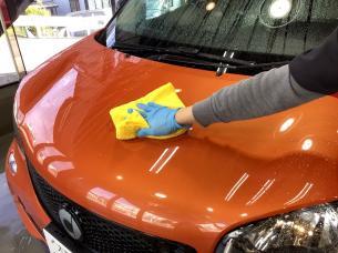 洗車方法 8