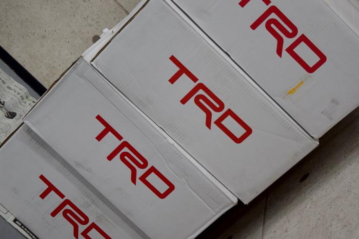TRDホイール001