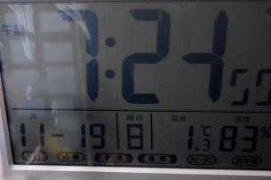 室温1119