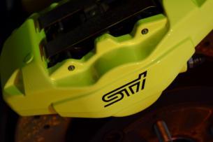 WRX STI 08