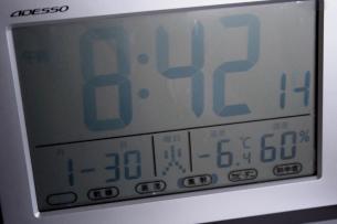 0130室温