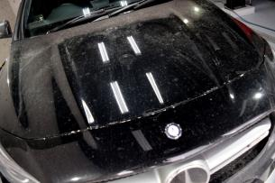 CLA45洗車003