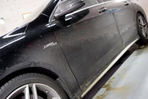 CLA45洗車004