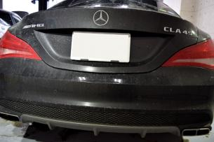 CLA45洗車006