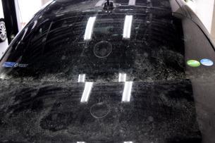CLA45洗車010