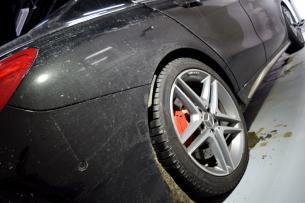 CLA45洗車007