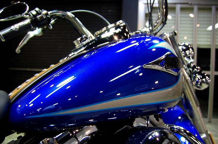 バイク ガラスコーティング