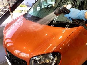 洗車方法 1