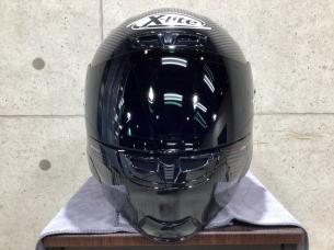 カーボンヘルメット 9