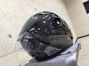 カーボンヘルメット 2