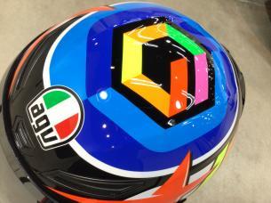 AGVヘルメット 14