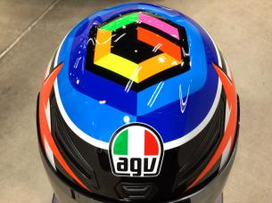 AGVヘルメット 13