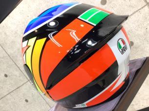 AGVヘルメット 5