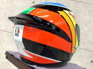 AGVヘルメット 8