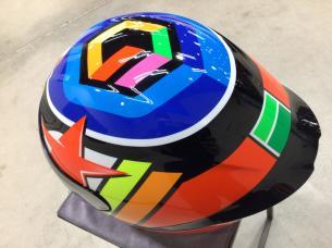 AGVヘルメット 10