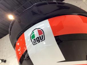 AGVヘルメット 7